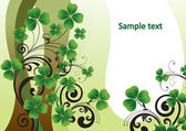 Patrick Day — Vector de stock