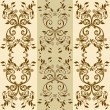 Royalty-Free Stock Obraz wektorowy: Floral decorative background