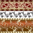 Royalty-Free Stock Vectorielle: Patterns