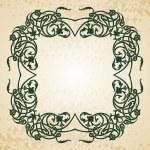 Vintage frame — Stock Vector #2388447