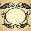 Vintage frame — Stock Vector #2388761