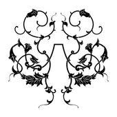 Antigos padrões de design — Vetor de Stock