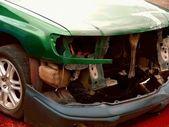Art. Accident. — Stock Photo