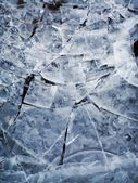Ice. Texture. — Stock Photo