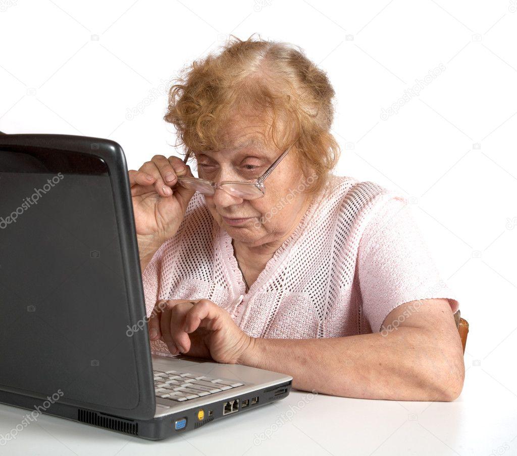 Mamma Mia: Συζήτηση και εντυπώσεις - Σελίδα 49 Depositphotos_2185708-stock-photo-the-old-woman-in-glasses