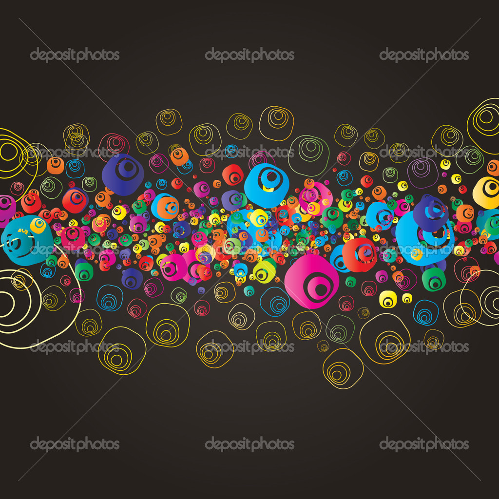 Abstract colorful (grunge banner) background for your business — Stock Vector #1136498