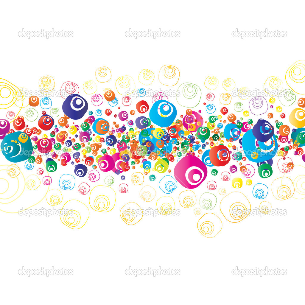 Abstract colorful (grunge banner) background for your business — Stock Vector #1144982