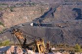 The quarry — Stock Photo
