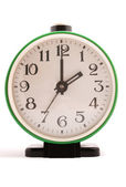 Old alarm clock — Stock Photo