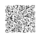 Ornamento — Vector de stock