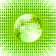 Royalty-Free Stock ベクターイメージ: Disco ball