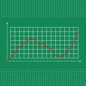 Grafiği — Stok Vektör