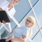 Businesswoman — Stock Photo #1094682