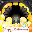 Royalty-Free Stock Imagen vectorial: Cute bat