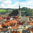 Stock Photo: Old town Cesky Krumlov