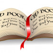 Royalty-Free Stock Imagen vectorial: Old book