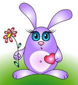 小兔子 — 图库矢量图片