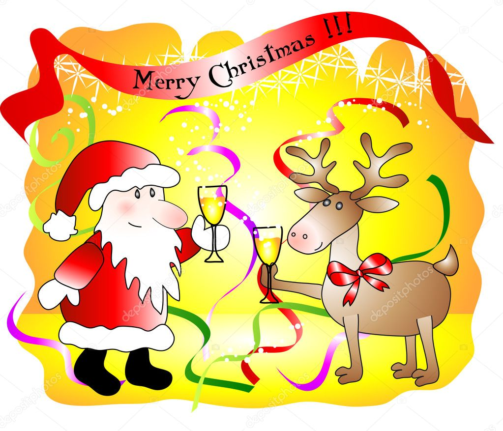 Merry christmas — Stock Vector #1185217