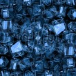 Stock Photo: Blue squares