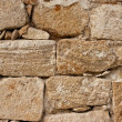 Ancient stone wall texture — Stock Photo #1084203