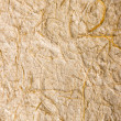 Handmade rice paper texture — Stock Photo