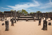 Ruins. Polonnaruwa. Sri Lanka — Stock Photo