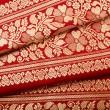 Indian sari close up — Stock Photo #1092076