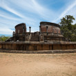 Stock Photo: Ancient Vatadage (Buddhist stupa)