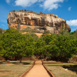Royalty-Free Stock Photo: Sigiriya rock