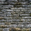 Ancient stone wall texture — ストック写真