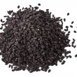 Pile of kalinji spice isolated - Photo
