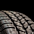 Tire close up — Stockfoto #1094293