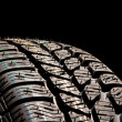 Tire close up — Stock Photo #1094293