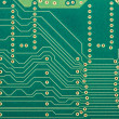 Stock Photo: Electronic circut board