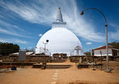 Mirisavatiya Dagoba (stupa) — Stock Photo