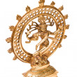 Statue of Shiva Nataraja - Lord of Dance — 图库照片