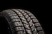 Tire close up — Stock Photo