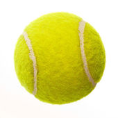 Tennisboll isolerade — Stockfoto