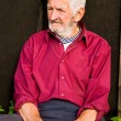 Royalty-Free Stock Photo: Elderly  man