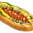 Royalty-Free Stock Photo: Hotdog
