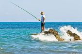 Fiskare — Stockfoto