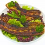 Steak — Stockfoto