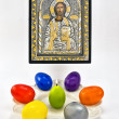 Easter icon — Stock Photo #1237032