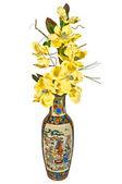 Vase flowers — Stock Photo