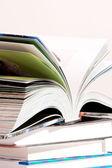 Book Open — Stock Photo