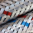 Cable Macro — Stock Photo