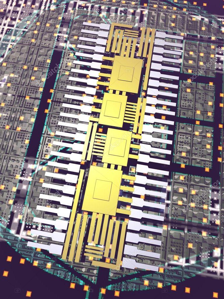 microchip technology stock