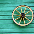 Wagon Wheel — Stock Photo
