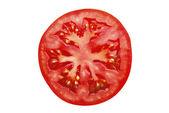 Half of fresh tomato — Stock Photo