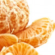 The tangerine — Stock Photo